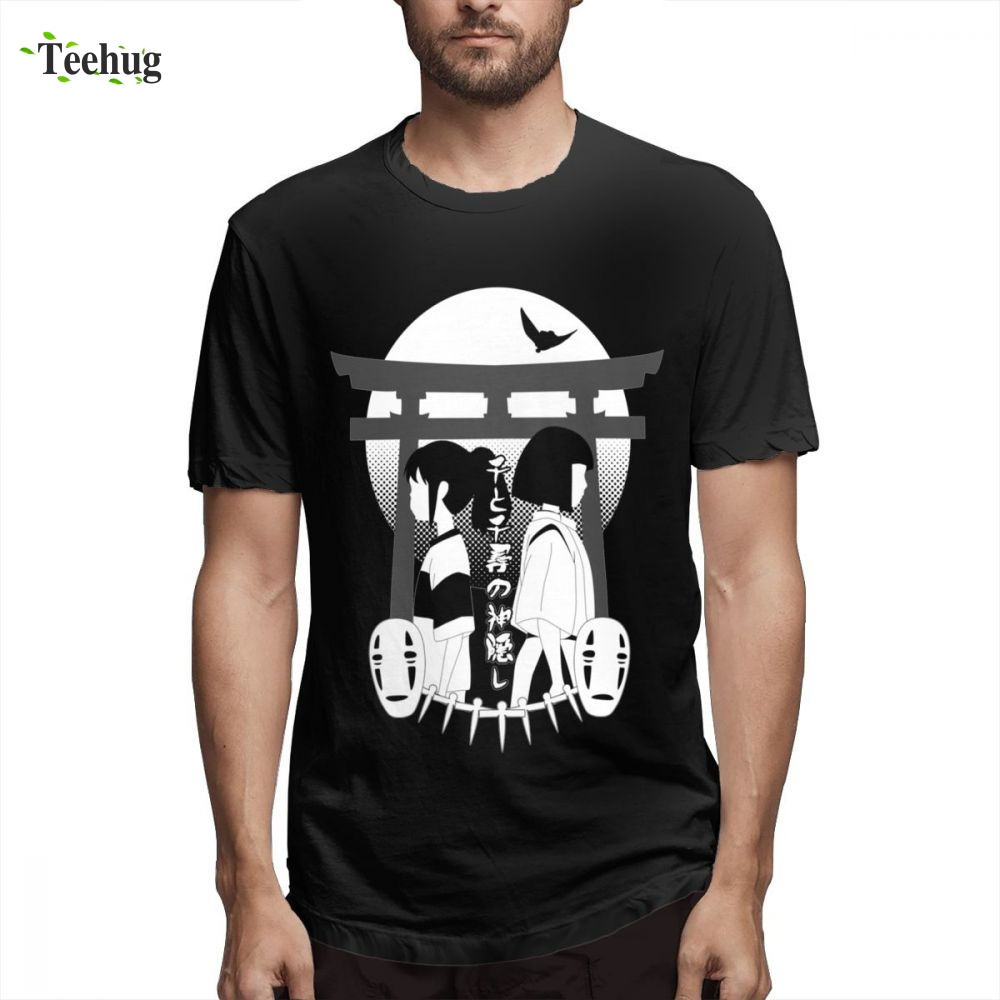 Spirited Awayjpgf5mwwswxw5v Top Tees 2019 New Arrival For Man Crazy Custom Quality Cotton Tee