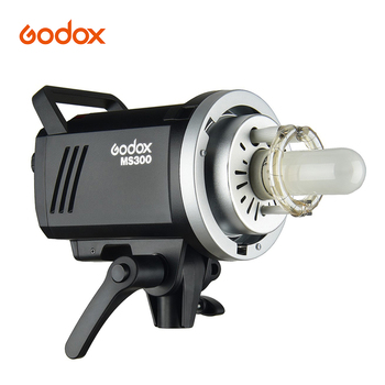 Godox MS300 Studio Flash Strobe Light 300Ws 2.4G Wireless X System GN58 5600K 150W Lamp Bowens Mount for Studio Photography
