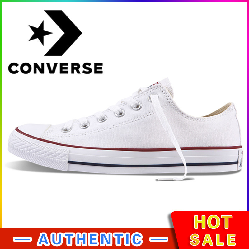 Converse all star unissex skateboarding sapatos masculinos esportes ao ar livre casual clássico lona feminina anti-escorregadio tênis de baixo topo sapatos