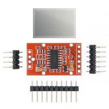 HX711 Module de capteur de pesage de Conversion A/n à double canal 24 bits avec métal