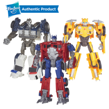 Hasbro Transformers Toys Bumblebee Optimus Barricade Energon Igniters Nitro Series Autobot Action Figure Model Car Toy