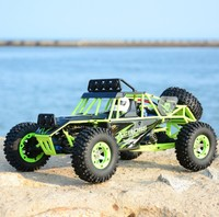 RC Car WLtoys 12428 4WD 1/12 2.4G 50km/h High Speed Monster Truck Radio Control RC Buggy Off Road RTR Updated Version VS A979 B