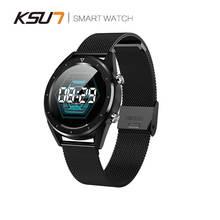 Montre intelligente KSUN KSR901 Bluetooth Android/IOS téléphones 4G étanche GPS écran tactile Sport santé