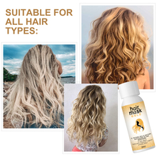 Fluffy Blonde Hair Mask Curl Enhancer Curl Boost Defining Cream Hair Care Shampoo & Conditioner Natural Sulfate Free NEW TSLM1