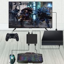 لوحة المفاتيح ماوس الفئران تحويل استقبال ل XBOXONE/PS4/التبديل المضيف التوصيل والتشغيل استقبال محول محول جهاز