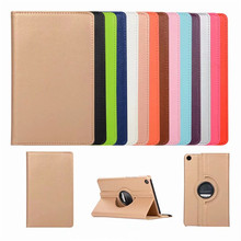 все цены на Lichee Rotating Case for XiaoMi 4 8.0 8inch Case Tablet Back PU Cover Protective Skin онлайн