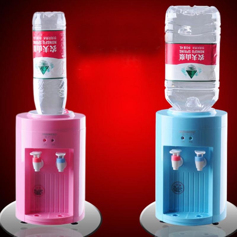 MINI 220V Warm Hot Drink Machine 2.5L Electric Portable White Quality Desktop Water Dispenser