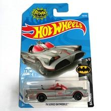 Hot Wheels 1:64 samochodów 2019 NO.84 128 BATMOBILE JEEPs FORD CHEVY VOLK WAGEN Metal Model odlewu samochodu dzieci zabawki prezent