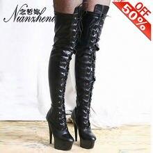 Ботинки в стиле Мэри Джейн классические боевые сапоги гладиаторы