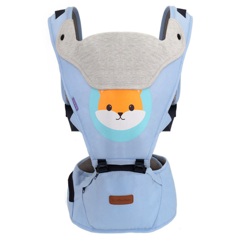 BEST BABY Baby Carriers Ergonomic Carrier Backpack Hipseat For Newborn And Prevent O-type Legs Sling Baby Kangaroos Wrap Waist S