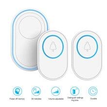 Wireless Doorbell Tuya-Alarm Chime Welcome Smart-Door Intelligent Waterproof Home Support
