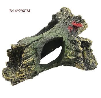 Dead Wood Aquarium Simulation Landscaping 6