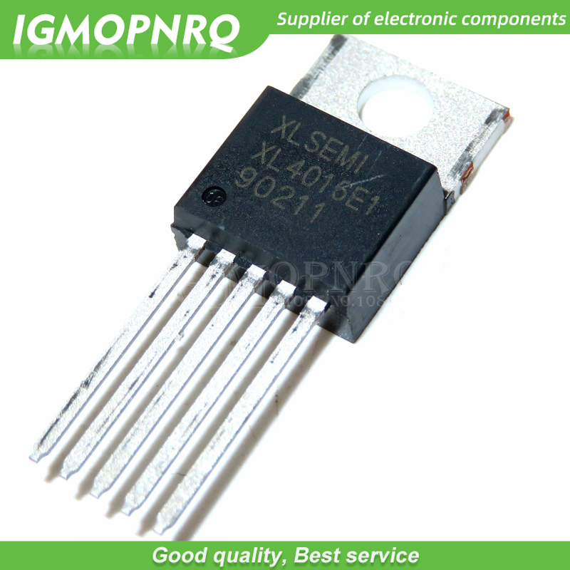 1pcs XL4012E1 ORIGINAL XLSEMI XL4012E1 XL4012E1 TO220-5 NEW