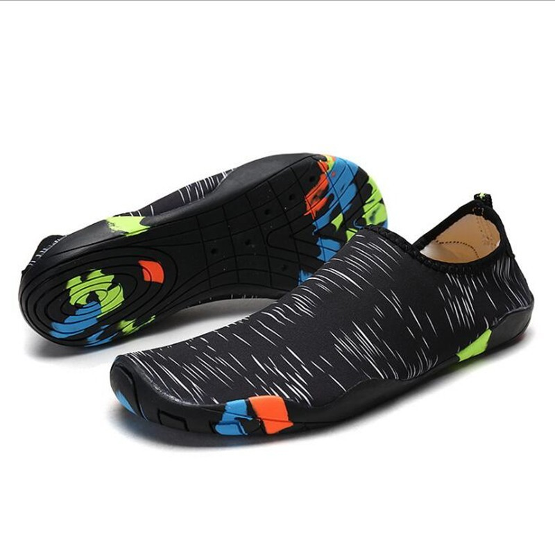 Men Women  Aqua Shoes Sneakers Quick Dry Swimming Footwear Unisex Outdoor Breathable Upstream Beach Shoes 15