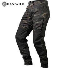 戦術的なパンツ狩猟パンツミリタリークロス陸軍迷彩膝強化エアガン耐久性のあるドロップシッピング涙プルーフ
