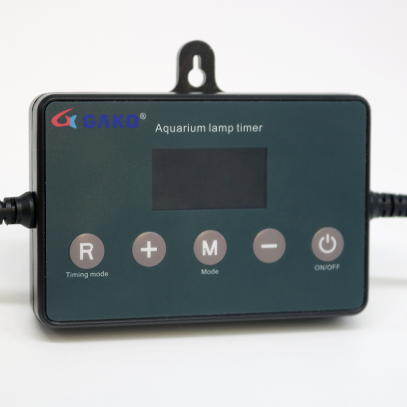 Intelligent LED Light Dimming Controller Timer Aquarium Fish Tank Modulator Sunrise Sunset Timing System Aquarium Light Timer