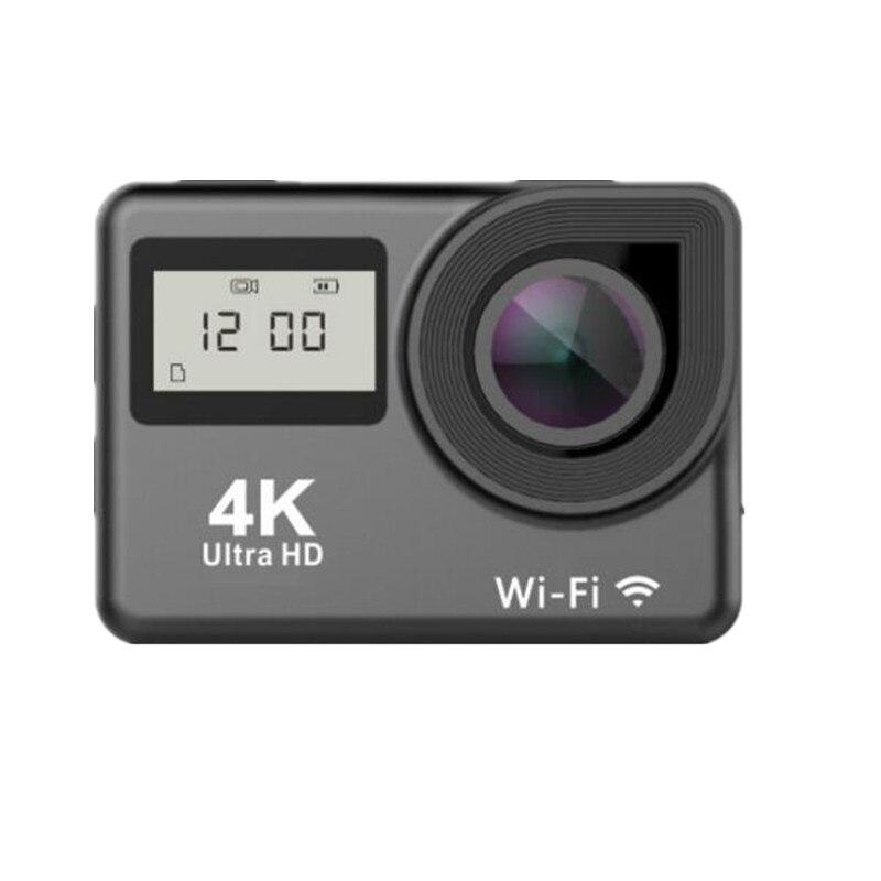 4K Sports Camera WiFi 2.0 full HD touch screen mini sports helmet 30m underwater DV camera remote control - 5