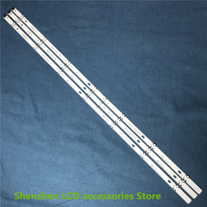 Image 2 - 12Pieces/lot 862mm 7 lamp for 43LH5100 LC430DUY (SH)(A3) 43LJ594V 43UJ651V 43LH51_FHD_A type HC430DUN SLVX1 511X