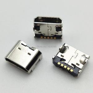10pcs Micro USB Mini connector Jack socket Dock Connector Charging Port For LG Intuition V400 V500 V507 V510 VS950 V700 V410