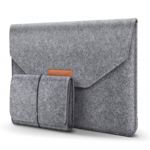 New Soft Wool Felt for MacBook Air 13 Sleeve 2018 Touch ID A1932 Laptop Case For Mac book Air 13 2018 Sleeve USB Mouse Bag Pouch