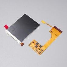 Gbcのためのフルスクリーンipsハイライトバックライト液晶キットゲームボーイ色コンソール輝度調整可能な