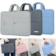 Moda masculina feminina bolsa para portátil capa para asus dell hp acer macbook ar pro superfície pro notebook manga 11 13 13.3 14 15.6