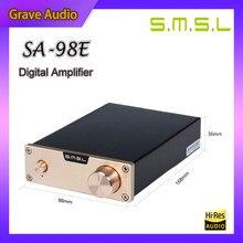 AMPLIFICADOR DE POTENCIA Digital SMSL SA-98E, 160W, TDA7498E, clase T, con adaptador de corriente de 36V/5A