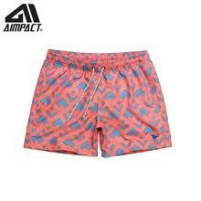 Тропические летние пляжные шорты для отдыха, быстросохнущие мужские плавающие пляжные шорты для серфинга, повседневные Модные мужские шор...