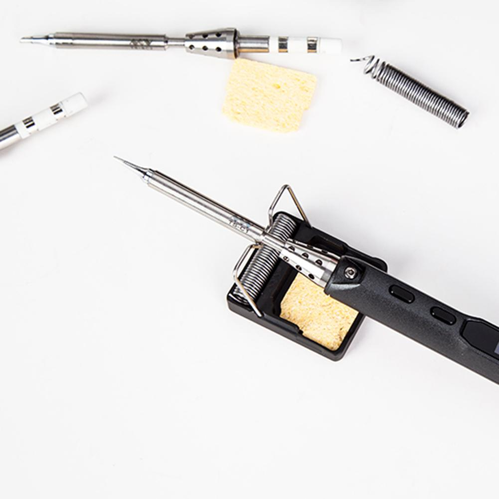 TS-C1/TS-ILS Mini Quick Heat Dissipation Electric Soldering Iron Tip Internal Heating Core Adjustable Temperature Pen-Type TS100