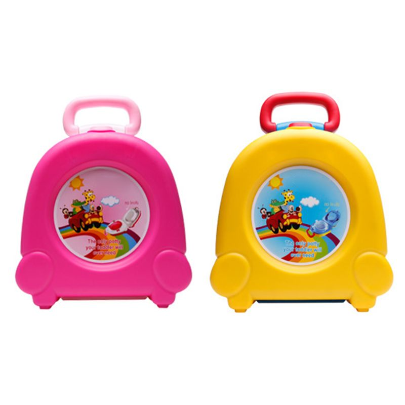 Portable Travel Carry Potty Toilet Training Toilet Trainer Just For Kids