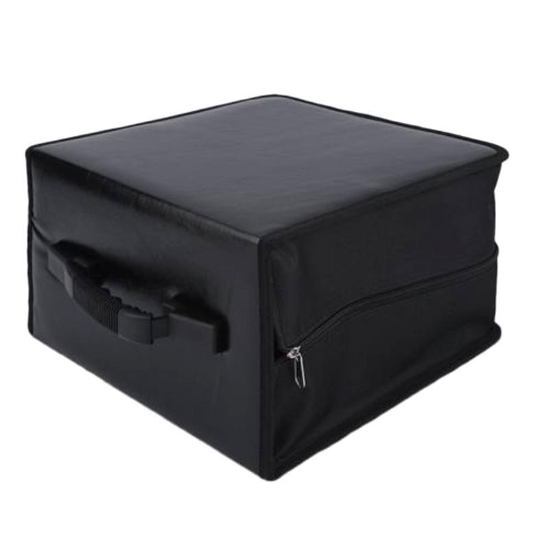 Portable CD DVD Wallet Holder Bag Case Album Organizer Media Storage Box