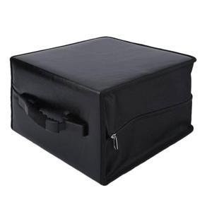 Image 1 - Portable CD DVD Wallet Holder Bag Case Album Organizer Media Storage Box