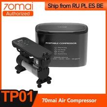 70mai – compresseur d'air numérique pour pneus de voiture, moto, pompe de gonflage pour pneus d'automobile, DC 12V
