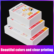 Photo-Paper Album Glossy 6inch Suitable-For And A4 100pcs 7inch-Quality