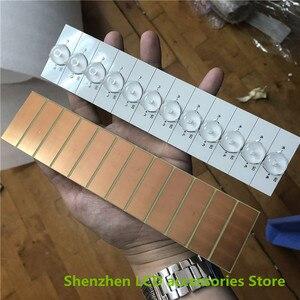 Image 3 - Kit LED de recambio para lámpara, Kit de reparación de retroiluminación LED, 15, 17, 19, 22, 24 pulgadas, 27 pulgadas, TV LCD, 3V, 6V, 50 unidades por lote, 100%