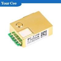 MH-Z19 MH-Z19B NDIR CO2 Sensor Modul Infrarot Kohlendioxid co2 gas Sensor 0-5000ppm MH Z19B
