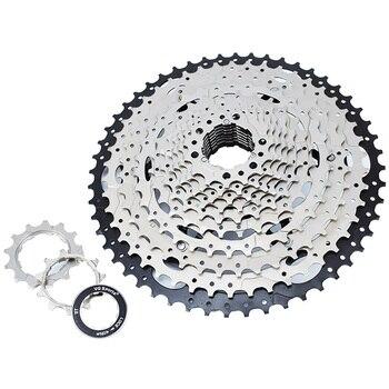 Outdoor 12S 11-52T MTB Bicycle Freewheel Bike Cassette 12 Speed Steel Flywheel For Mountain Bicycle Parts