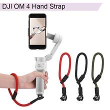 Nylon Hand Strap Lanyard Wrist Strap for DJI OM 4 Osmo Mobile 2 3 Zhiyun Smooth 4 Q Feiyu Vimble Vlog Pocket Moza Accessories