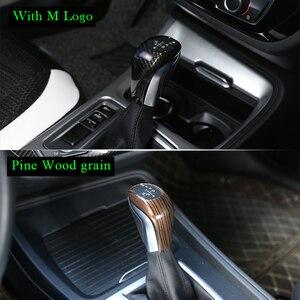 6 стилей ABS пластик шестерня сдвижная головка Крышка Накладка для BMW X1 F48 2016-19 2 серии 218i Gran Tourer F45 F46 2015-2018 1 шт./компл.