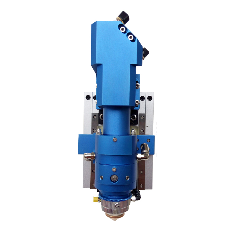 RD6332M Blue Auto Focus CO2 Laser Cutting Head For Metal And Non Metal Material Cutting
