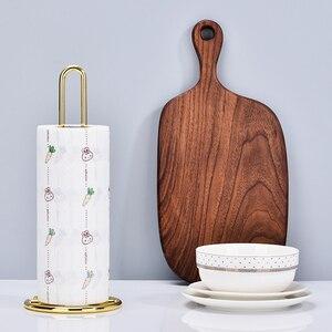 Image 2 - Подставка для полотенец из нержавеющей стали под розовое золото
