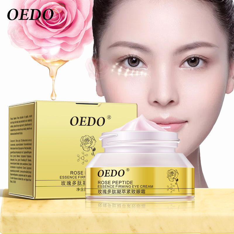 OEDO Eye cream Peptide Collagen Anti-Wrinkle anti-aging Remover Dark Circles Eye care Against Puffiness and Bags