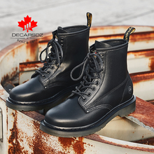 Casual-Boots Outsole Men Shoes Retro Winter Classic Autumn Outdoor Brand New DECARSDZ