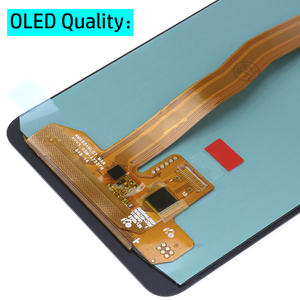 Image 4 - 6.0 Super AMOLED LCD For Samsung Galaxy A7 2018 A750 SM A750F A750F Display With Touch Screen Assembly Replacement Part