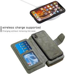 Image 3 - Flip Wallet Case Voor Xiaomi 9T CC9 Note10 Redmi 7 8 7A 8A K20 Note 9 8T 9S 8 7 Pro Lederen Etui Card Slots Magnetische Telefoon Cover