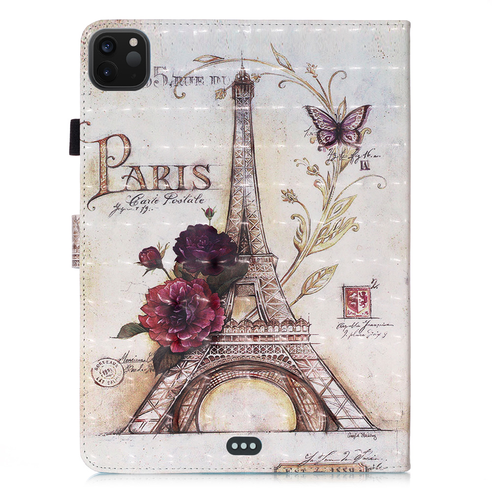 Case for Fashion for IPad Case 2020 Cover 11 Pro PU Leather Case Painted IPad Stand 2018