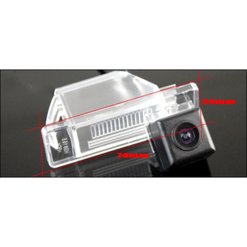 High Quality Rear View Back Up Camera Car Camera For Nissan Sunny N17 2011~2014 For PAL / NTSC Use | CCD + RCA image