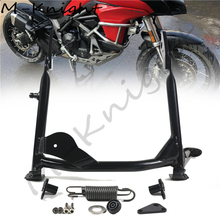 For Ducati Multistrada 950 MTS950 Motorcycle Parking rack Central parking Large support rod Support frame