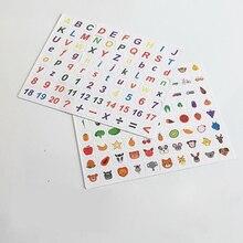 Development-Toy Gadget Magnetic-Fridge-Sticker Alphabet Magnet-26 Whiteboard Record Gift