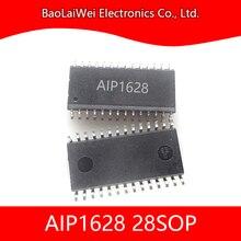 5 шт. AIP1628 28SOP чип электронный Компоненты интегральные схемы поверхностного монтажа светодиодный управления приводом/клавиатура сканирован...